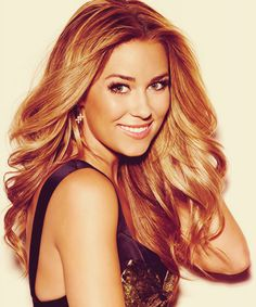 Lauren Conrad. I want to be her & check out that hair and makeup!