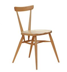 Not expensive at all - Ercol Stacking chair
