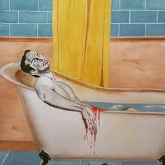 My death by Ivaylo Mitev - A metaphor for the struggling artists Loneliness, Death, Artists, Blanket, Drawings, Pictures, Painting, Photos, Solitary Confinement