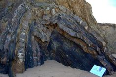 Geology IN: Folds in shales and metagrauwakes
