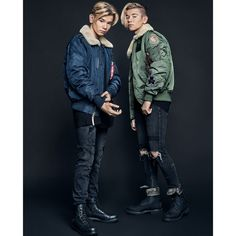 Marcus and Martinus ☺️ Delicious Boy, Bars And Melody, Dream Boyfriend, Boy M, Perfect Boy, Big Love, Mannequin, Cute Boys, Hot Guys