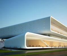 Bangalore International Convention Centre, Bangalore, India, Yazdani Studio of Cannon Design