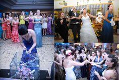 Atrações para um casamento evangélico