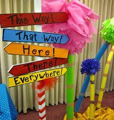 Honey I'm Home: A Dr. Seuss Girl's Camp Theme
