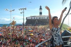 Carnaval 2012 - Ivete Sangalo, Salvador, Bahia.