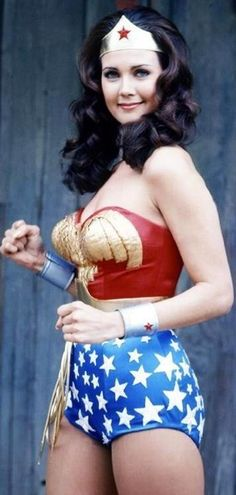 Linda Carter (original Wonder Woman tv series)