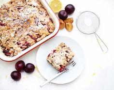 bester Zwetschken-Streuselkuchen French Toast, Oatmeal, Breakfast, Food, Food Food, The Oatmeal, Morning Coffee, Meals, Rolled Oats