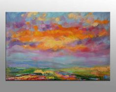 Abstract Painting Large Canvas Art Oil Painting Canvas