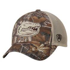 f4ea309dbf0 Florida Gators TOW Camo Mesh Prey Adjustable Snapback Hat Cap
