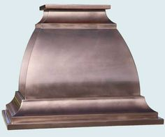 Copper  Range Hood  # 4479