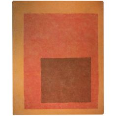 peace industry - too big but i love the colors.  Littlebox rug ochre on camel   8' x 10'