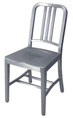 Navy chair - Emeco