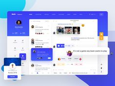 UI Inspiration: This week's selections from Slava Kornilov Hristo Hristov and more - It's that time of the week for our collection of UI/UX interactions to boost your UI inspiration. We are focusing on cool animations layout designs UX thinking and more. Web Design Trends, App Design, Layout Design, Flat Design, Dashboard Ui, Dashboard Design, Design Thinking, Free Dashboard Templates, Intranet Portal