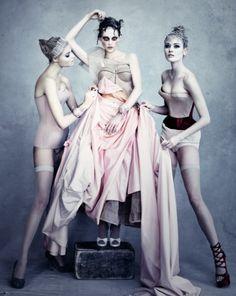 Dior Couture Patrick Demarchelier