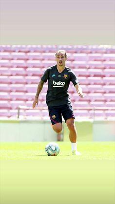 Antoine Griezmann, Fc Barcelona, Club, Running, Sports, Hs Sports, Keep Running, Why I Run, Jogging