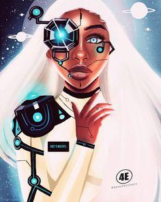 Digital artist celebrates black women in gorgeous illustrations Black Love Art, Black Girl Art, Black Girl Magic, Art Hipster, Drawings Of Black Girls, Girly Drawings, Art Drawings, Black Girl Cartoon, Black Art Pictures