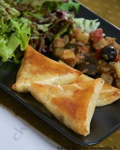 Bricks aux asperges (recette anti-gaspi) – Marmotte cuisine !