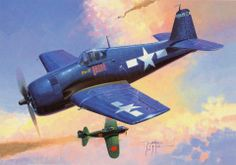 American Fighter Aircraft: Grumman F6F Hellcat by David McCampbell