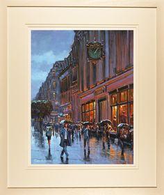 Crossing O' Connell Street, Dublin - 303