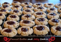 Healthy Peanut Butter and Jelly Cookie Recipe for Kids
