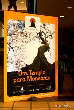 Apresentação Projecto Um Templo para Monsanto - Setembro 2012