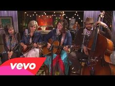 The Isaacs - Waiting In The Water (Live) - YouTube