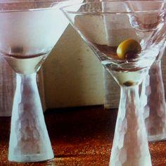 Martini glasses @shirocos