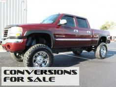 2003 GMC Sierra 2500 SLT Lifted Truck