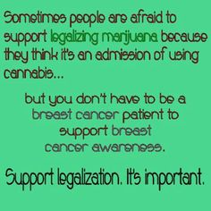 Marijuana! Be sure to be informed first......