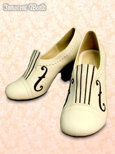 Violin Shoes