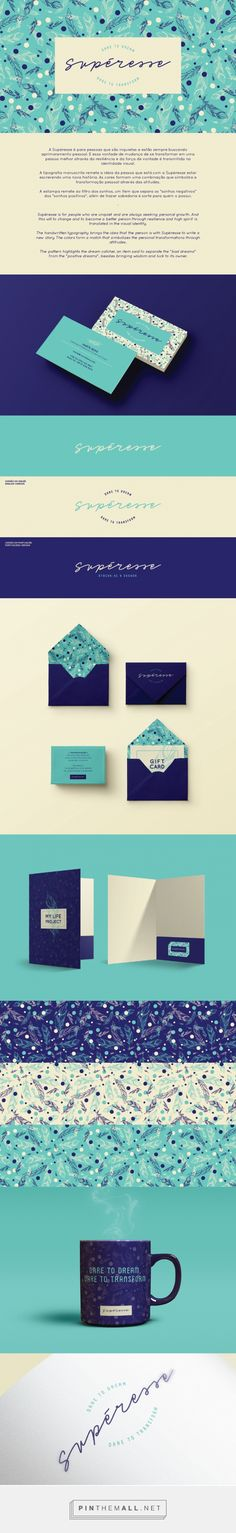 SUPÉRESSE Life Coach Branding by Ana Cruz | Fivestar Branding Agency – Design and Branding Agency & Curated Inspiration Gallery