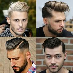 Cool Comb Over Hairstyles