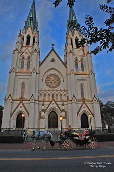 St. John the Baptist in Savannah Ga.---Where i would love to be married!