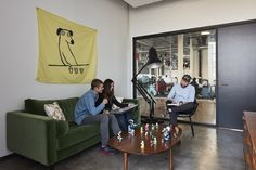 Threadless Offices - Chicago - Office Snapshots