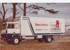 Berliet Biscuiterie Tour d'Albon