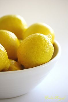 When life gives you lemons, take photos of them