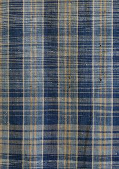 Sri | An Exceptionally Good Zanshi Length: Fabulous Color, Threads and Patching