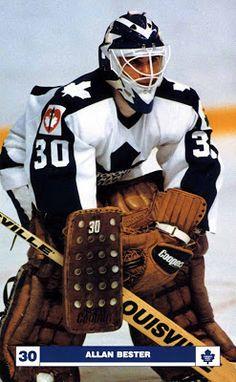 Hockey Goalie Pads, Ice Hockey Teams, Hockey Baby, Hockey Games, Field Hockey, Hockey Players, Nhl, Maple Leafs Hockey, Goalie Mask