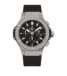 Hublot Big Bang 44mm Steel Diamond Watch at harrods.com. Shop Hublot watches online & earn reward points.