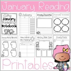 January Reading Prin