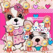 Imagen relacionada Decoupage, Princess Peach, Minnie Mouse, Disney Characters, Fictional Characters, Teddy Bear, Toys, Anime, Art