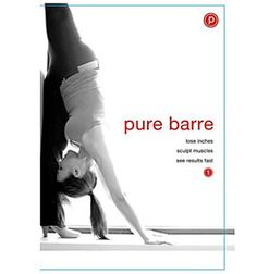 Pure Barre DVD.  Amazing.