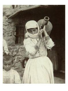 Dmitri Ivanovich Yermakov (Russian: Дмитрий Иванович Ермаков) (1846 – November 10, 1916): Armenian Country Girl, Yerevan