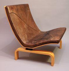 Poul Kjærholm, PK 27 Chair, 1971.