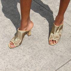 Donna Karan mesh slides www.collectiononline.us