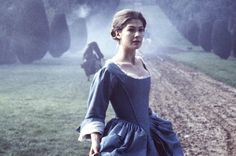 Rosamund Pike as Elizabeth Malet in The Libertine (2004).