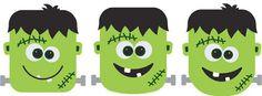 Burton Avenue: Freebie Friday - Frankenstein