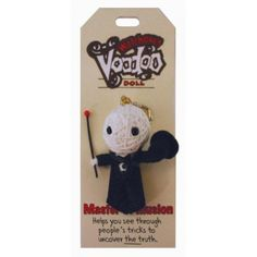 Master Of Illusion - watchover-voodoo-dolls-and-string-dolls Photo