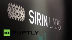 """Israeli technology start-up Sirin Labs officially launched its high-end Solarin phone, at One Marylebone event hall in London, on May 31, 2016. The Solarin is a 5.5-inch Android smartphone that, according to the company's co-founder Moshe Hogeg, is protected by """"military grade security."""" The launch video is below: –"""