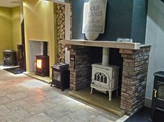 Our new stove showroom is open! Old Flames of Beverley.